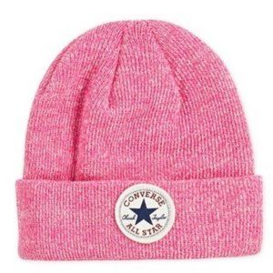 Converse Chuck Taylor Pink Beanie Style Hat